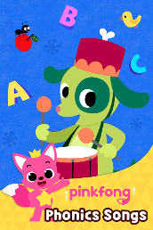 Pinkfong Phonics Songs