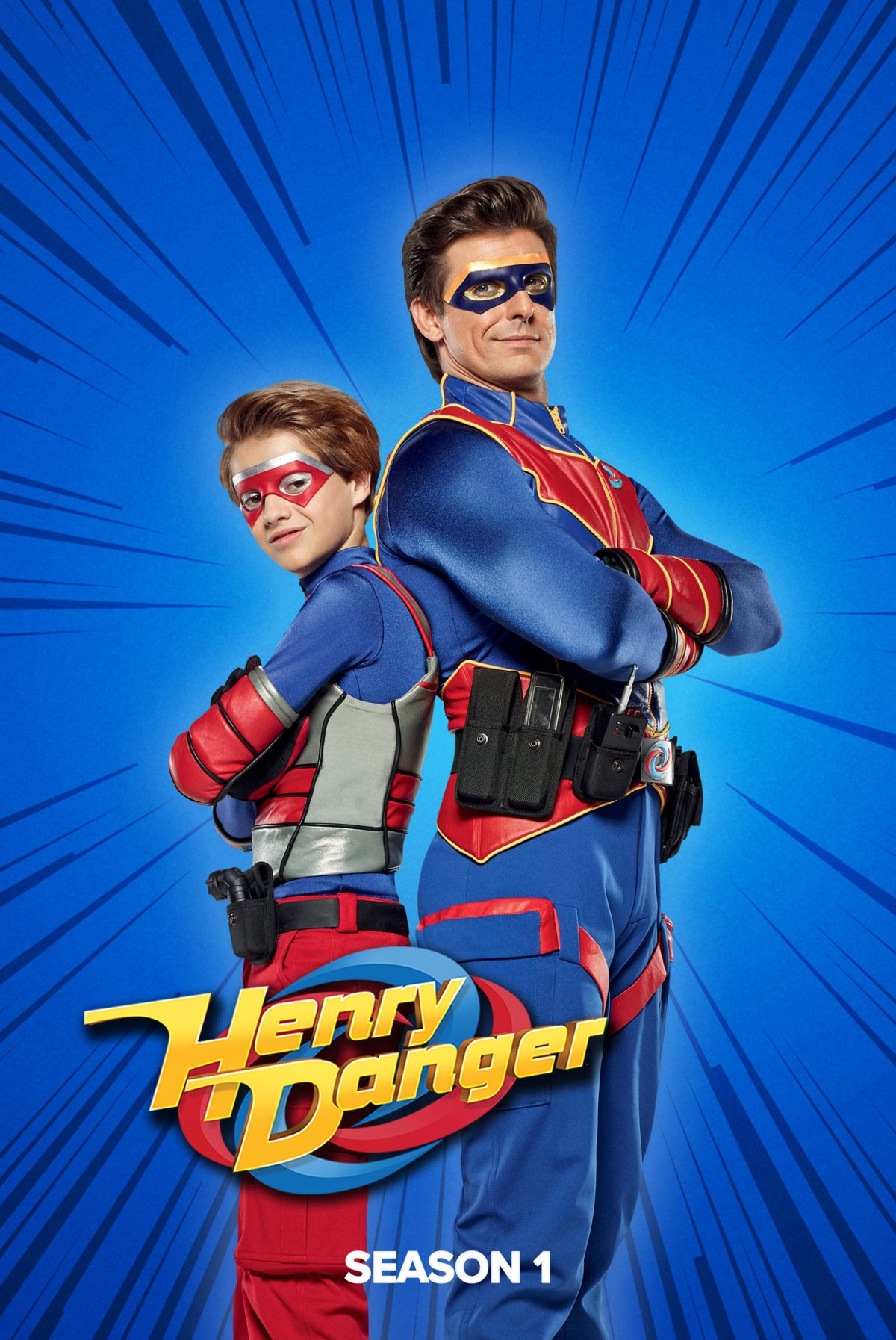 Now Player - On Demand > Henry Danger S1