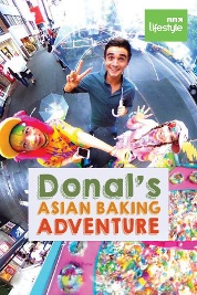 Donal's Asian Baking Adventure S1