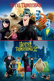 Hotel Transylvania Collection 1-2