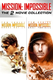 Mission: Impossible 2-movie Collection