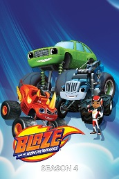 Blaze and the Monster Machines S4