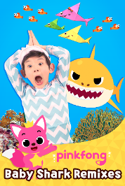 Pinkfong Baby Shark Doo Doo Remix Sing-Along Songs