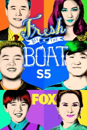 Fresh Off The Boat S5