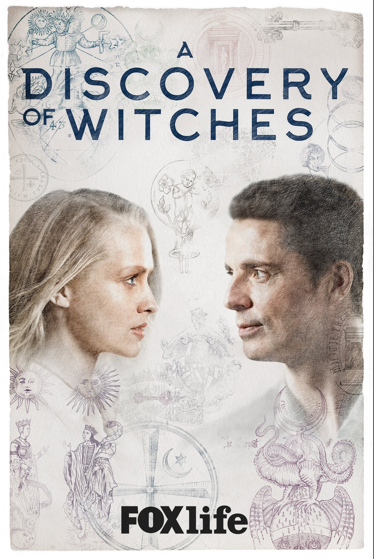 Now Player - On Demand > A Discovery of Witches S1
