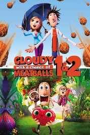 Cloudy with a Chance of Meatballs Boxset (Eng. Version)