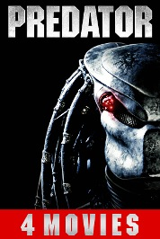 Predator 4-movies Collection