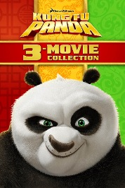 Kung Fu Panda 3-movie Collection (Eng. Version)