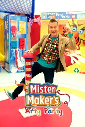 Mister Maker's Arty Party