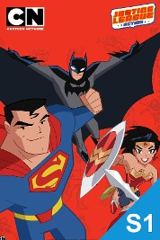 Justice League Action S1