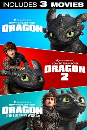How to Train Your Dragon Trilogy (Eng. Version)