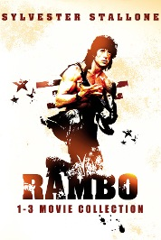 Rambo 1-3 Movie Collection