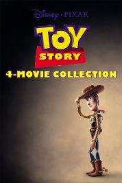 Toy Story 4-Movie Collection