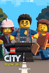 Lego City Adventures S1