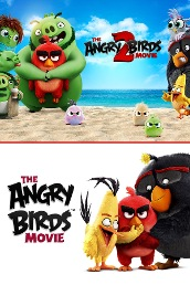 The Angry Birds Movie 2-Movie Collection (Eng. version)