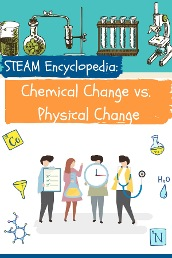 STEAM Encyclopedia:Chemical Change vs. Physical Change