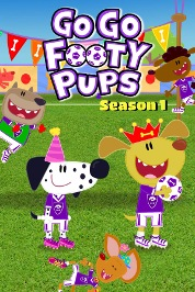 Go Go Footy Pups S1