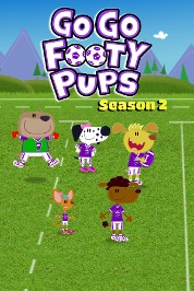 Go Go Footy Pups S2