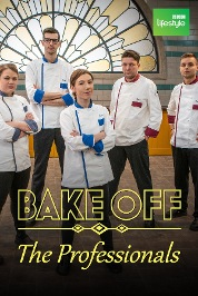 Bake Off - The Professionals S2