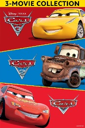 Cars 3-Movie Collection