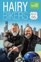 The Hairy Bikers Ride Route 66 S1