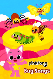 Pinkfong Bug Songs