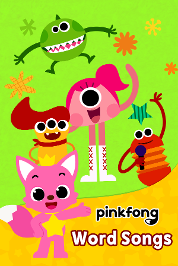 Pinkfong Word Songs