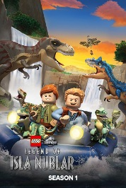 Lego Jurassic World: Legend of Isla Nublar S1