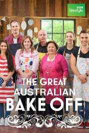 The Great Australian Bake Off S4