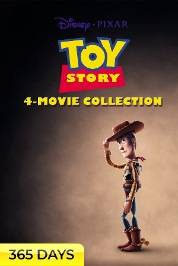 Toy Story 4-Movie Collection (365 Days Viewing)