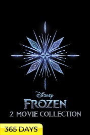 Frozen 2-Movie Collection (365 Days Viewing)