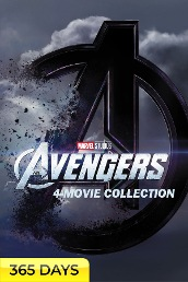 Avengers 4-Movie Collection (365 Days Viewing)