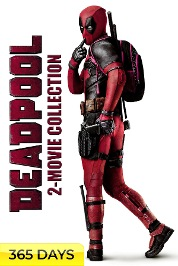 Deadpool 2-Movie Collection (365 Days Viewing)