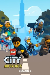 Lego City Adventures S2