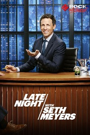 Late Night With Seth Meyers S8