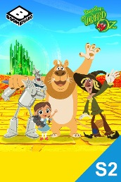 Dorothy And The Wizard Of Oz S2