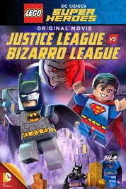 LEGO: DC - Justice League vs Bizarro