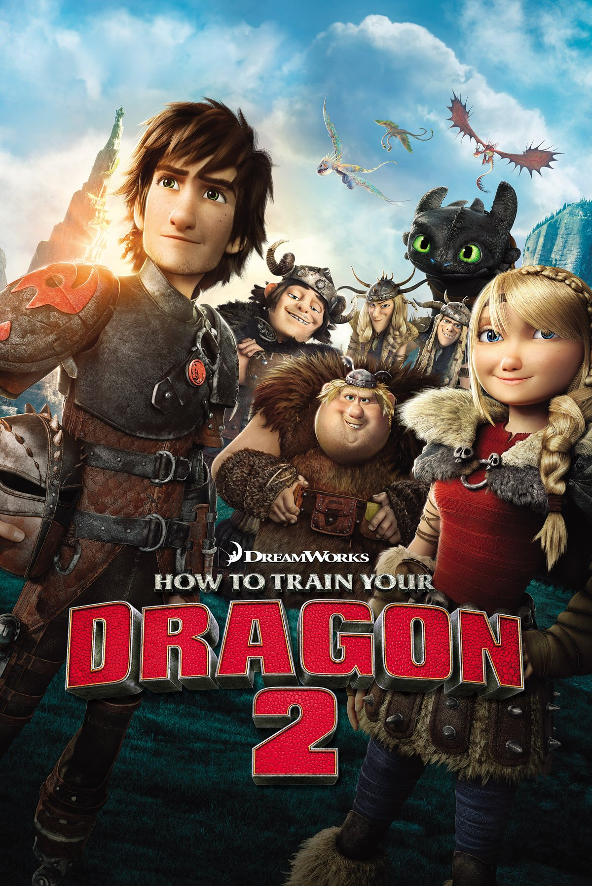 Now Player On Demand How To Train Your Dragon 2