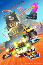 Team Hot Wheels Special -Build the Epic Race