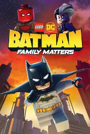 Lego DC Batman: Family Matters