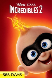 Incredibles 2 (365 Days Viewing)