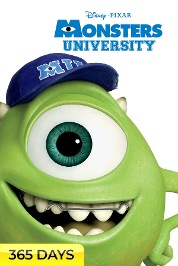Monsters University (365 Days Viewing)