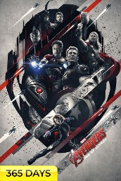 Avengers: Age of Ultron (365 Days Viewing)