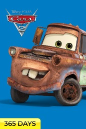 Cars 2 (365 Days Viewing)
