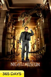 Night at the Museum (365 Days Viewing)