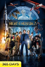Night at the Museum: Battle of the Smithsonian (365 Days Viewing)