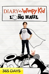 Diary of a Wimpy Kid: The Long Haul (365 Days Viewing)