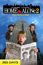 Home Alone 2: Lost In New York (365 Days Viewing)