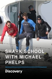 Shark School With Michael Phelps